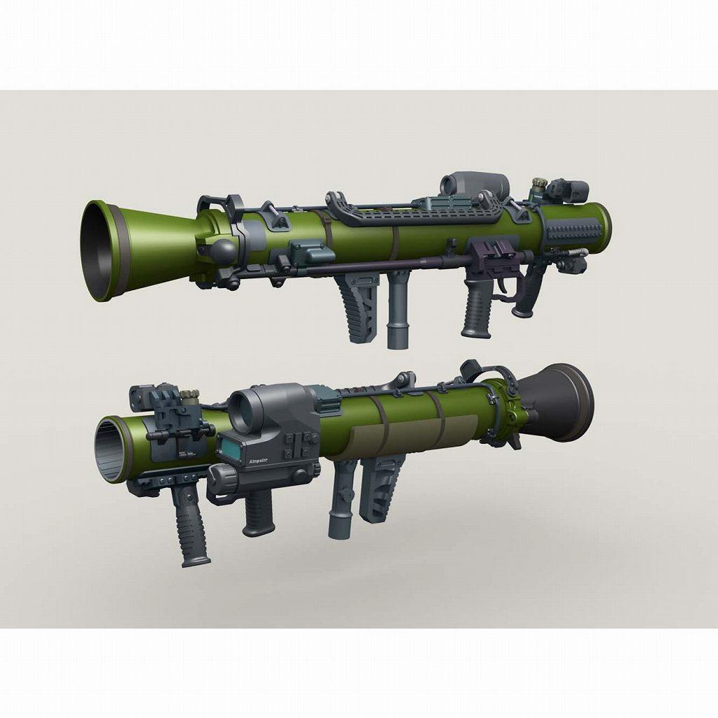 【新製品】LF3D067 カールグスタフ M4 84mm マルチロールウェポンシステム