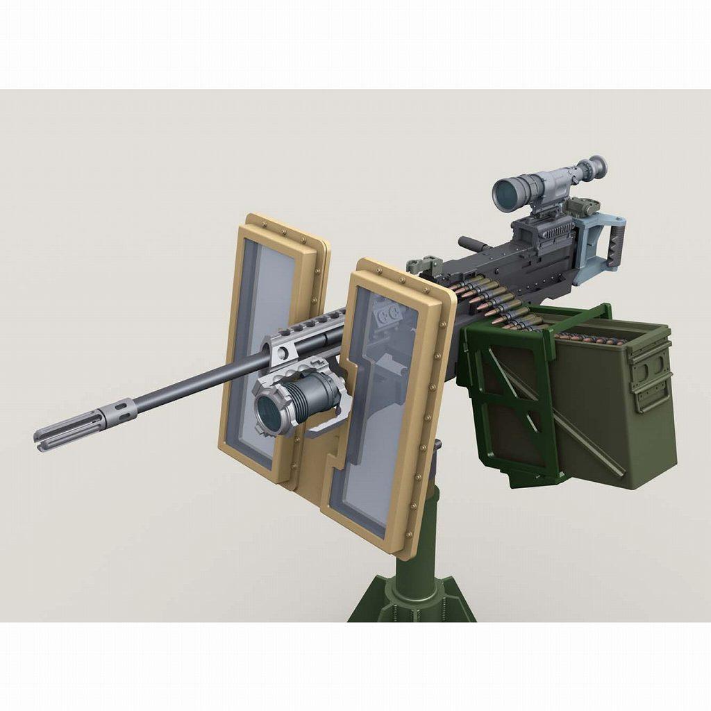【新製品】LF3D071 M2 ブローニング 50口径 重機関銃
