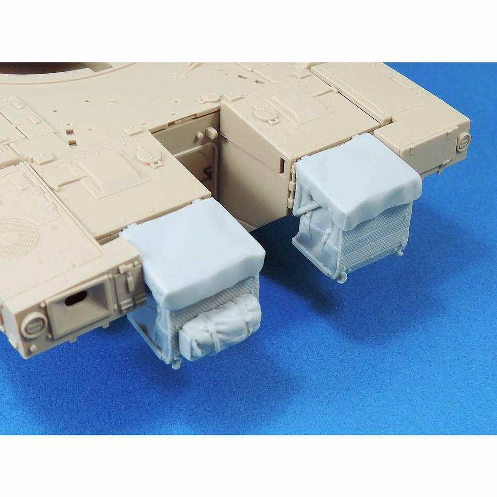【新製品】LF1366 メルカバ 4M ハルバスケットセット