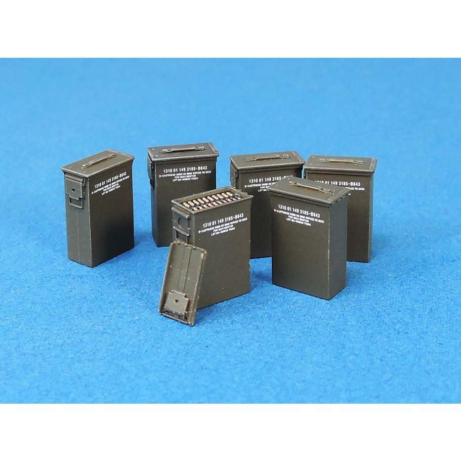 【新製品】LF1372 PA70 弾薬箱セット(クローズ16個、オープン2個、弾薬ベルト2個)