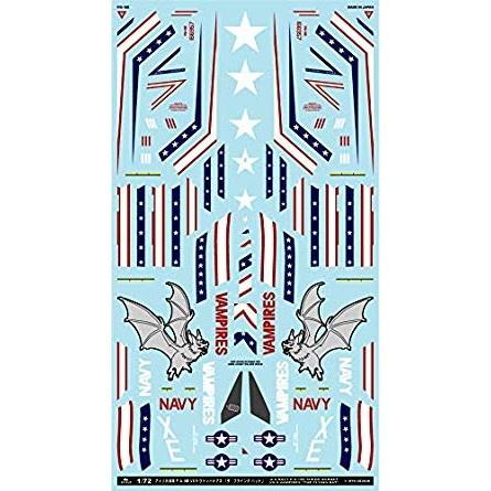 【新製品】A-72128 F/A-18E スーパーホーネット VX-9 ヴァンパイアズ「ザ・フライング バット」