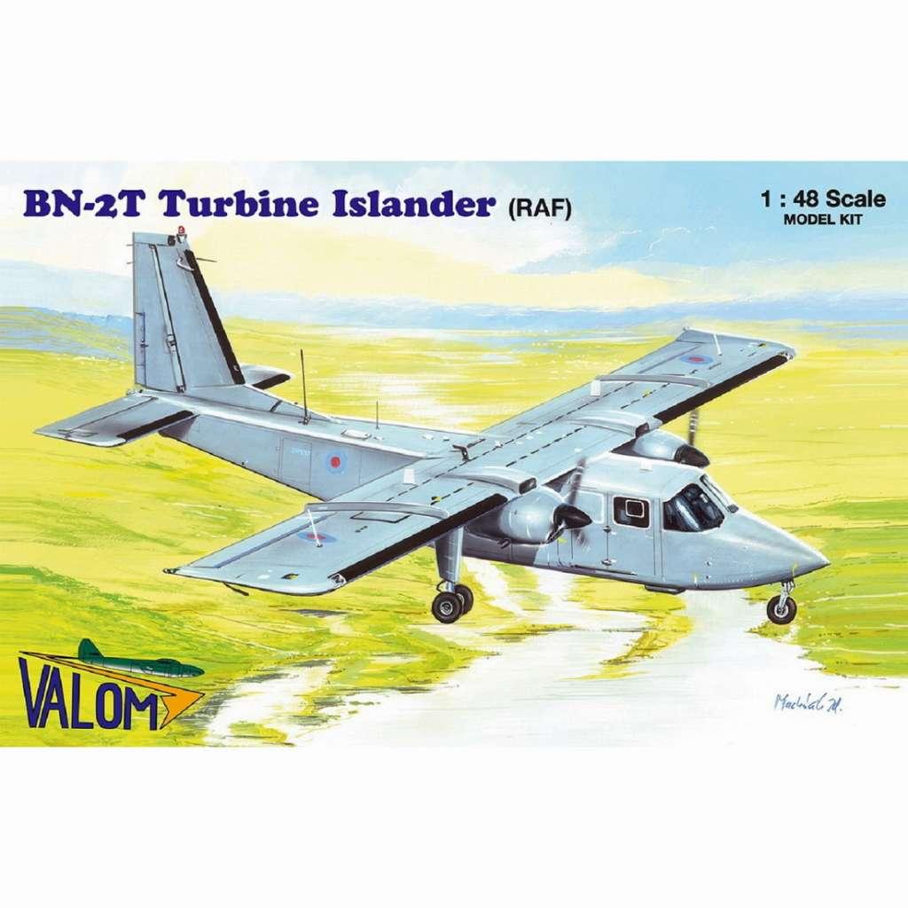 【新製品】48011 ブリテン・ノーマン BN-2T タービン・アイランダー イギリス陸軍