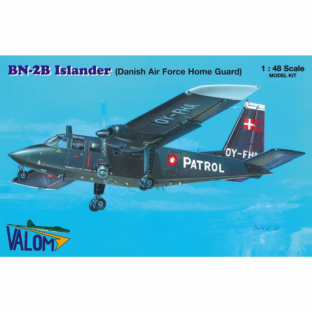 【新製品】48013 ブリテン・ノーマン BN-2B アイランダー デンマーク空軍