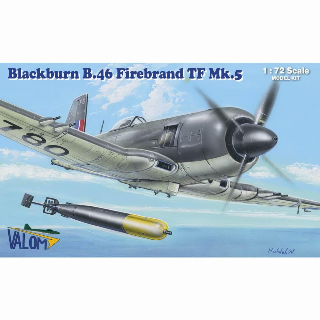 【新製品】72139 ブラックバーン B.46 ファイアブランド TF Mk.5