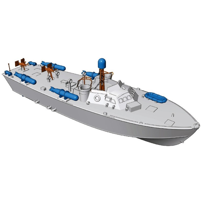 【新製品】35016 PTボート ヒギンス社