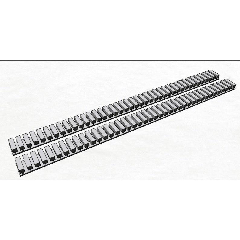 【新製品】AC700105 キールブロック