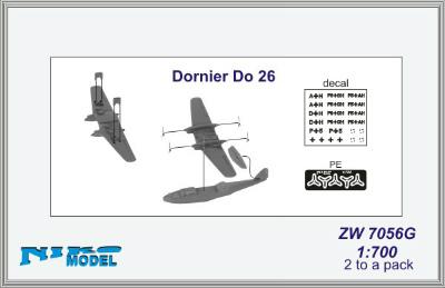 【再入荷】ZW7056G ドルニエ Do26