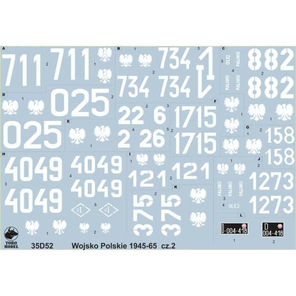 【新製品】35D52 ポーランド陸軍 1645-65 Vol.2