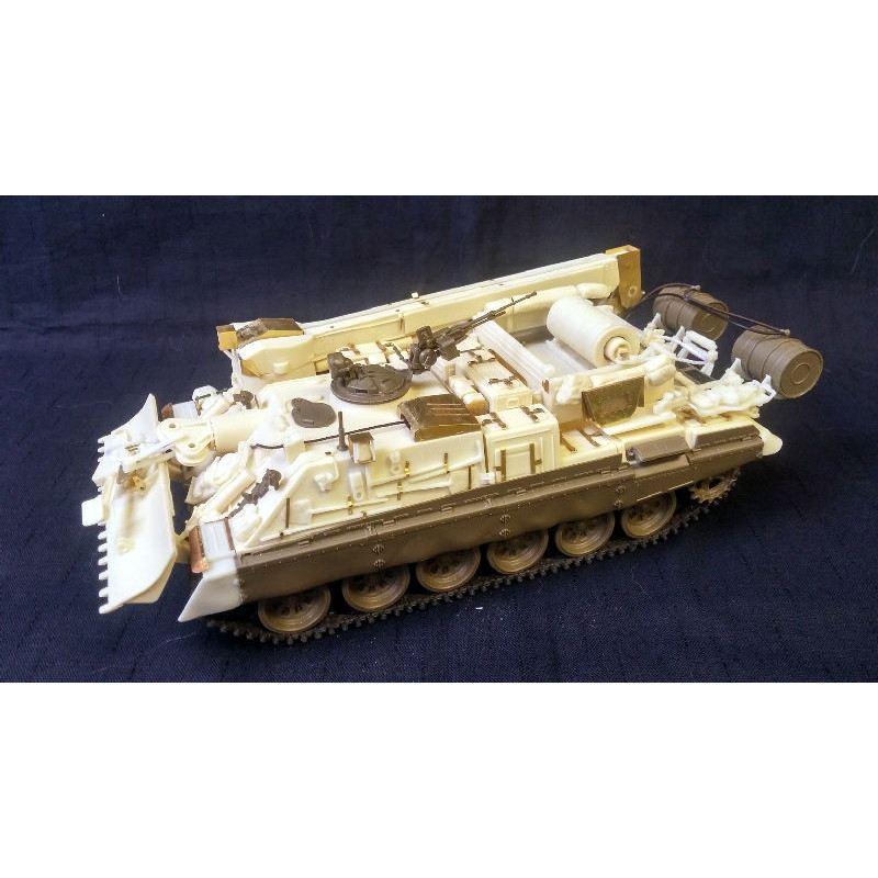 【新製品】PS35267 ロシア VT-72B 回収戦車コンバージョンセット