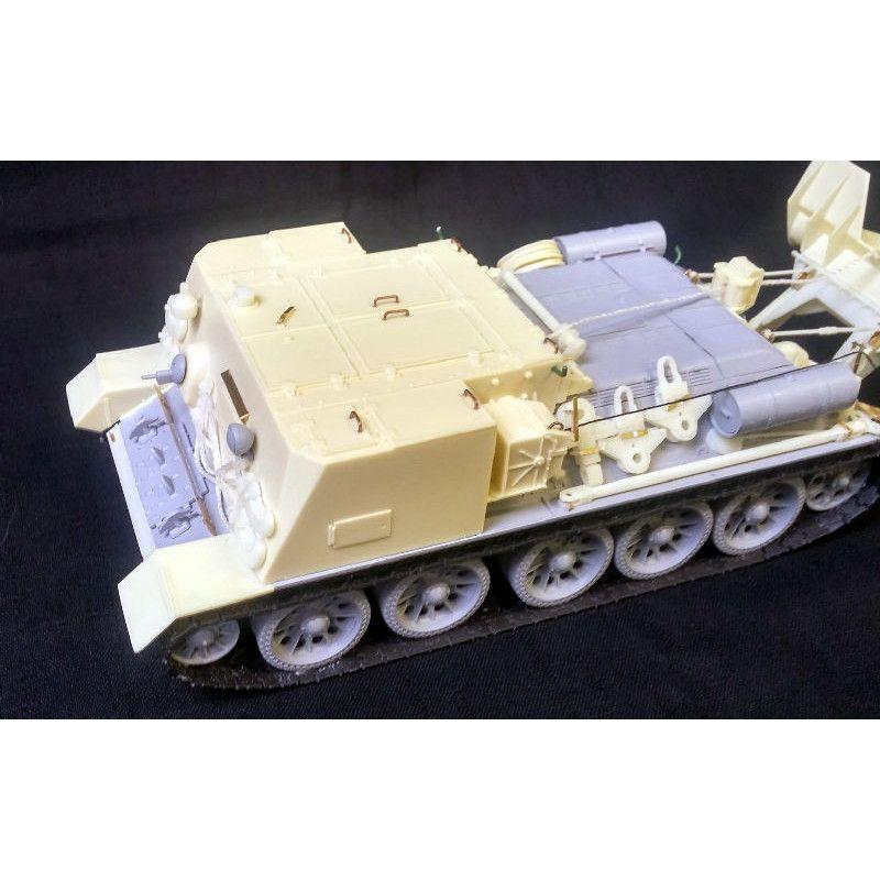 【新製品】PS35276 チェコスロバキア VT-34 戦車回収車コンバージョンセット