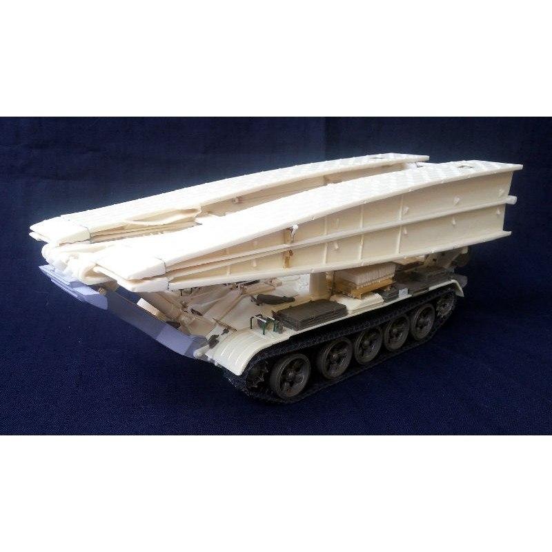 【新製品】PS35277 チェコスロバキア/東ドイツ MT-55 架橋戦車コンバージョンセット