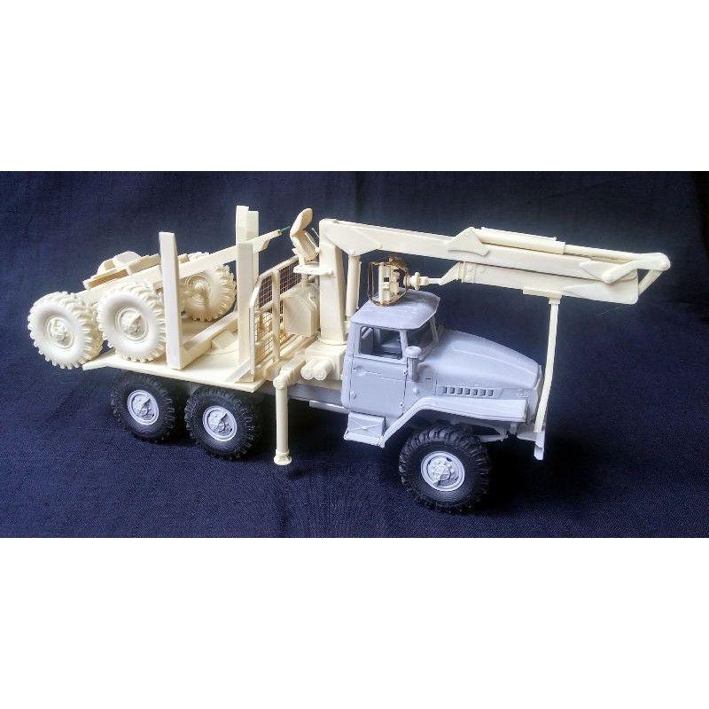 【新製品】PS35279 ロシア URAL 材木運搬車コンバージョンセット