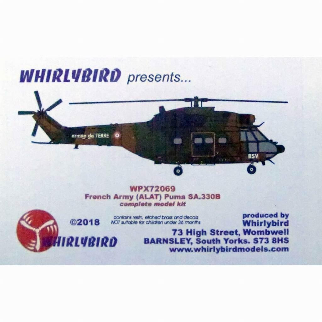 【新製品】WPX72069 SA 330.B プーマ フランス陸軍
