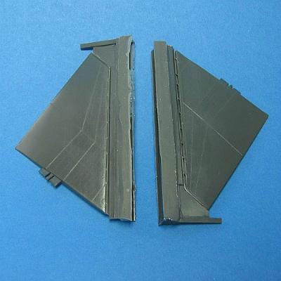 【再入荷】HMR48012 F-4 ファントムII 水平尾翼 溝有り