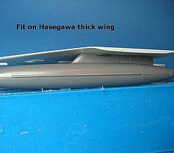 【再入荷】HMR48019-3 F-4 ファントムII 370ガロンタンク ハセガワ用