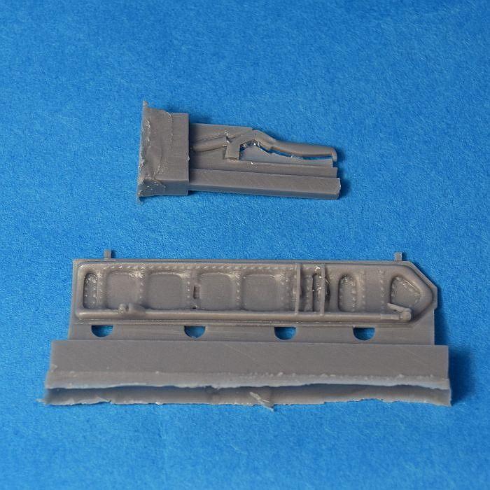 【新製品】HMR48031 ダグラス A-4B/C スカイホーク 前脚収納庫ドア
