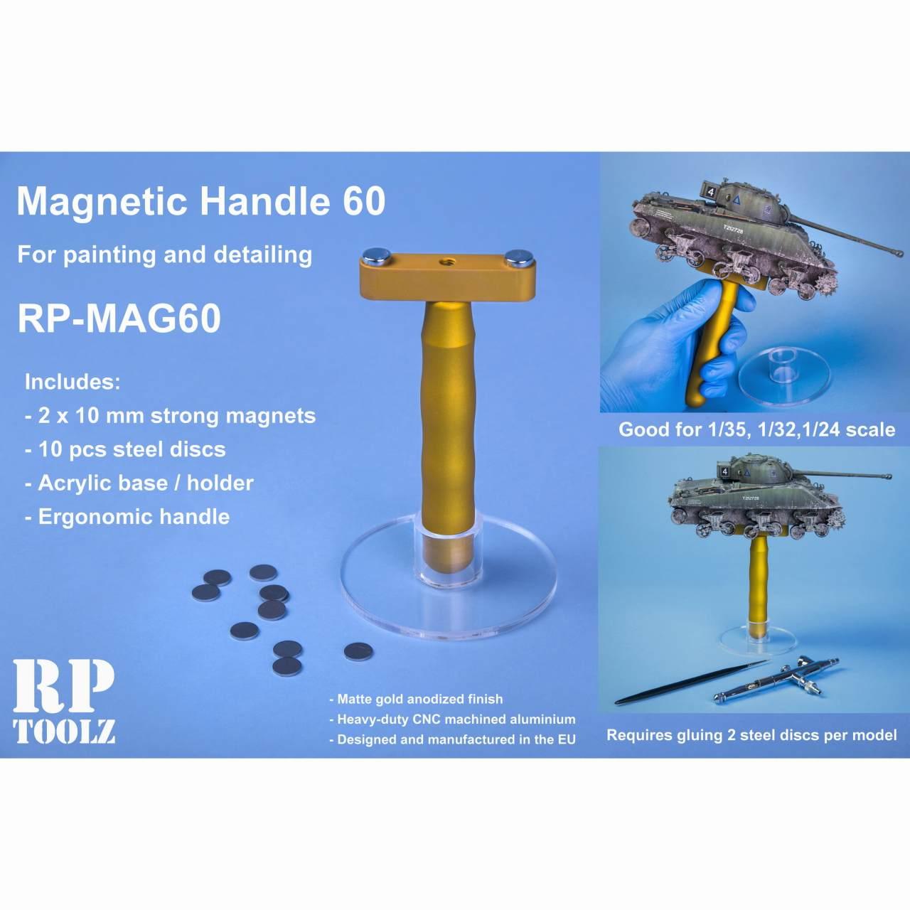 【新製品】RP-MAG60 マグネティックハンドル60