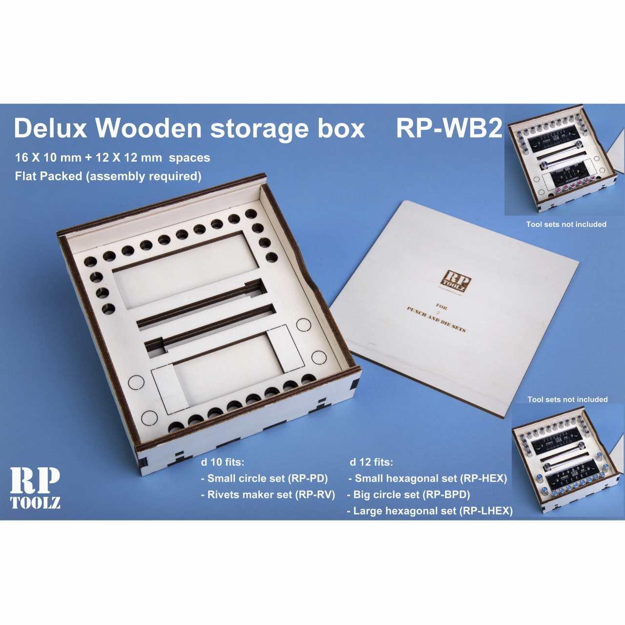 【新製品】RP-WB2 RPツールズ 工具収納箱 WB2