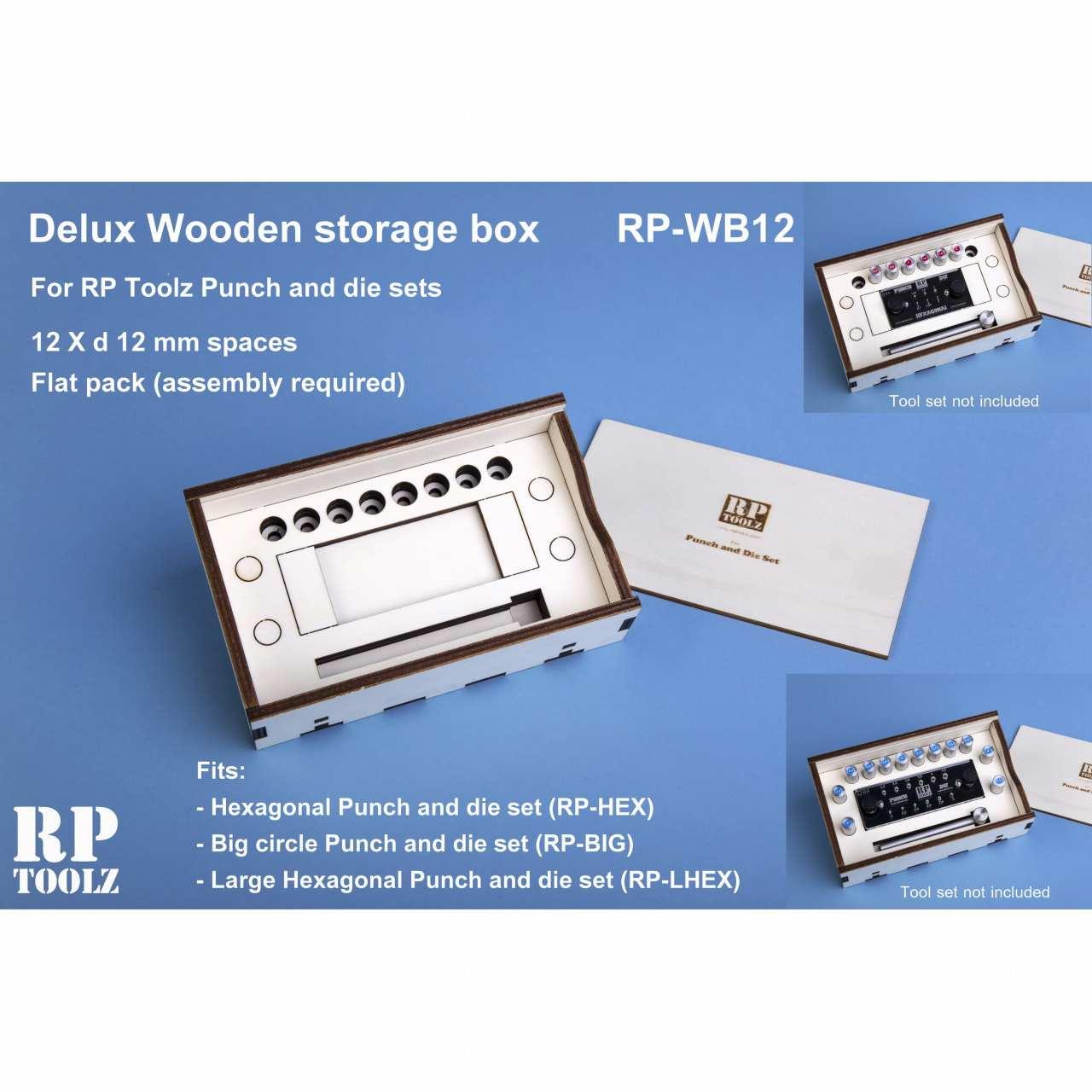 【新製品】RP-WB12 RPツールズ 工具収納箱 WB12