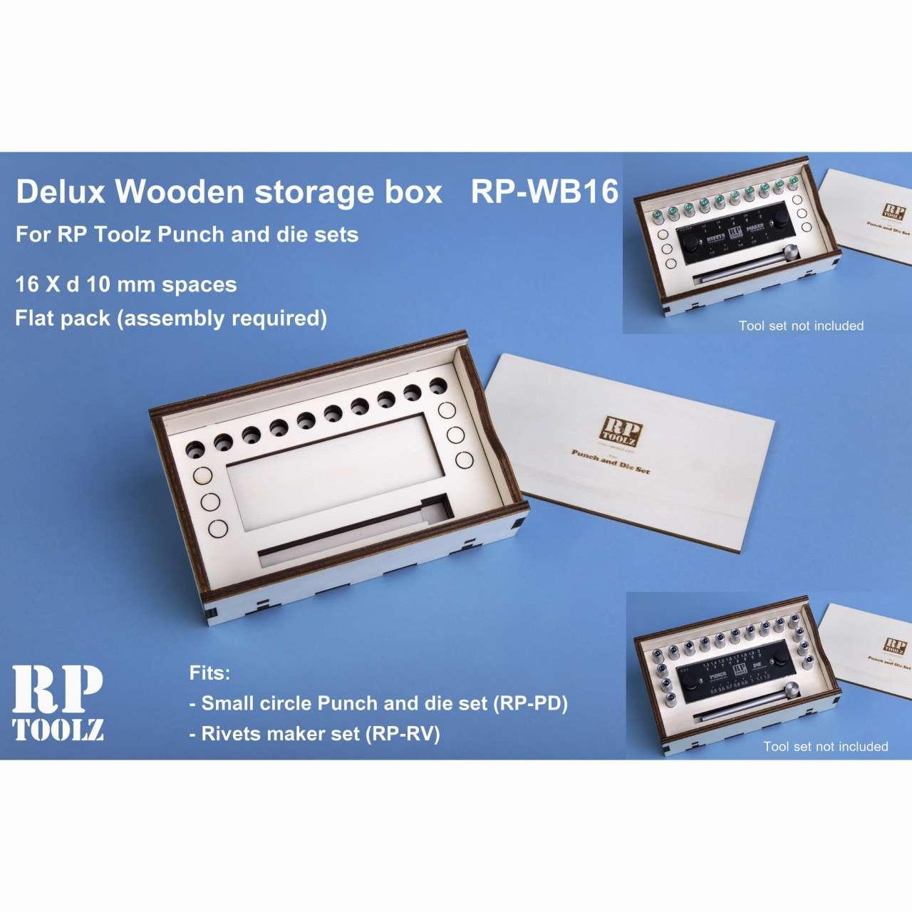 【新製品】RP-WB16 RPツールズ 工具収納箱 WB16