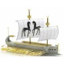 【新製品】AH87020 カルタゴ五段櫂船2(ガレー船)