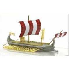 【新製品】AH87021 ローマ四段櫂船(ガレー船)