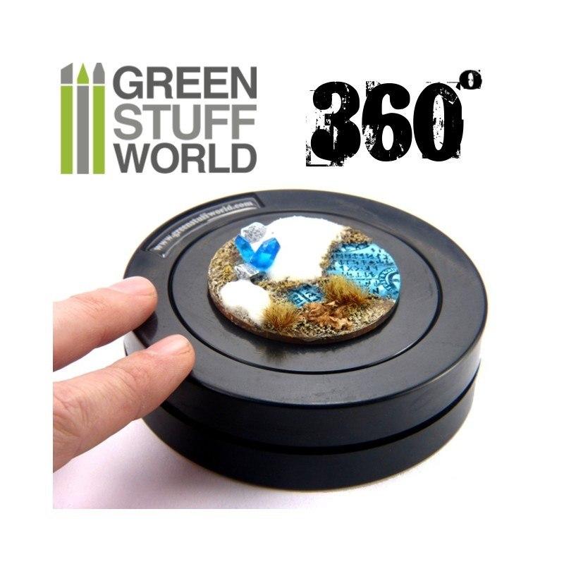 【新製品】GSWD118 360°回転台