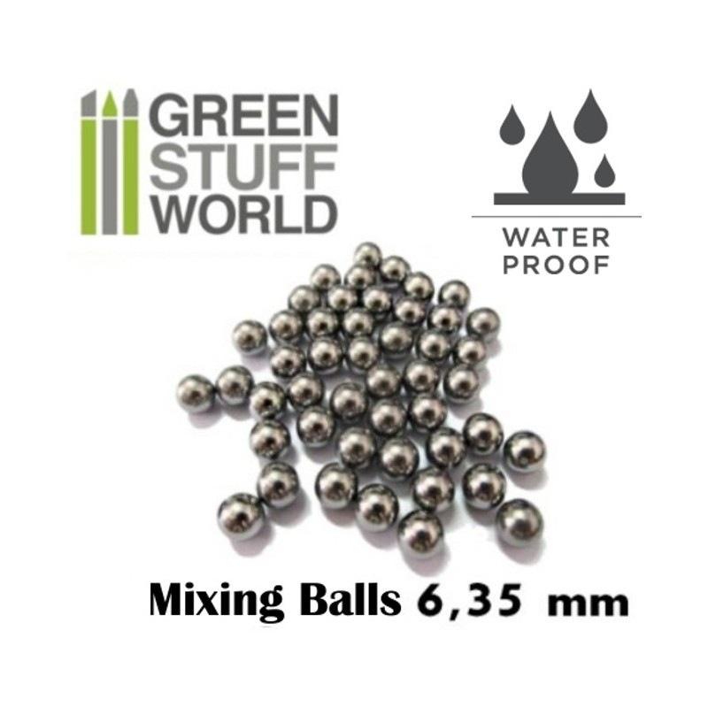 【新製品】GSWD9030 塗料撹拌用ステンレスボール