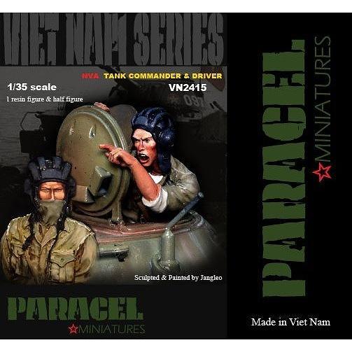 【新製品】VN2415 北ベトナム軍 戦車指揮官(2)(2体セット)
