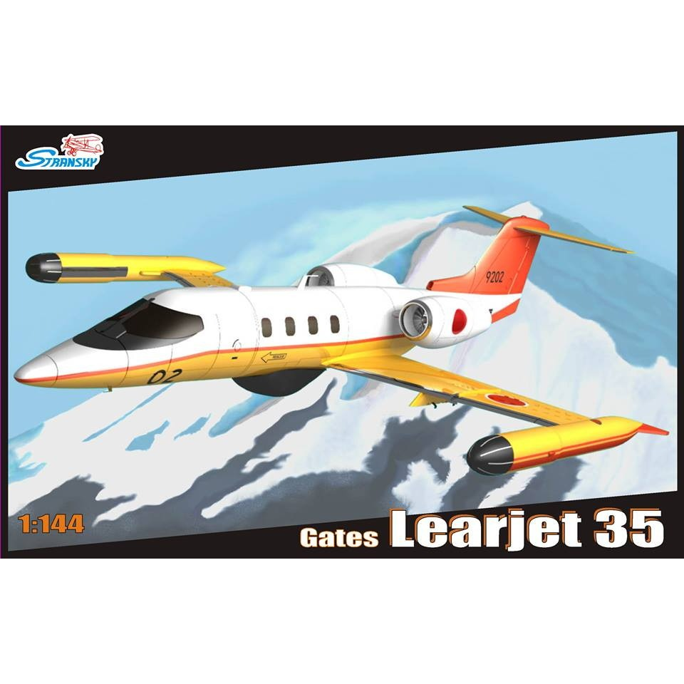 【新製品】STR1402 リアジェット35 海上自衛隊