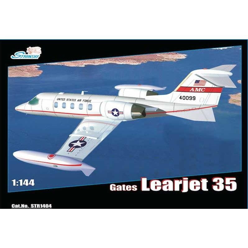 【新製品】STR1404 リアジェット35/C-21A (USAF、D-CEXP、D-CGFB)
