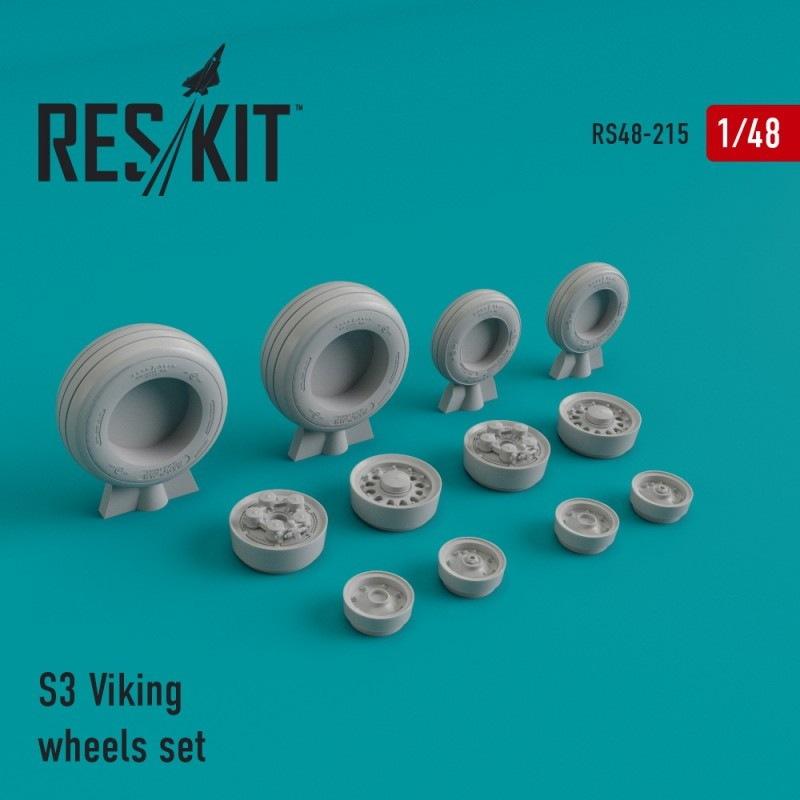 【新製品】RS48-0215 S-3 ヴァイキング ホイールセット