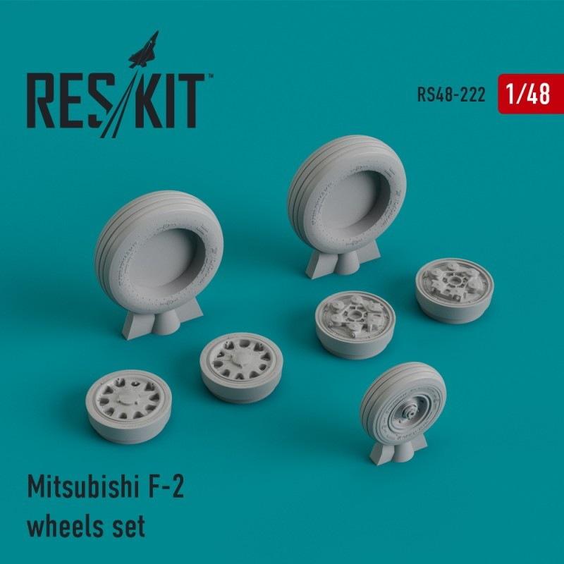 【新製品】RS48-0222 三菱 F-2 ホイールセット