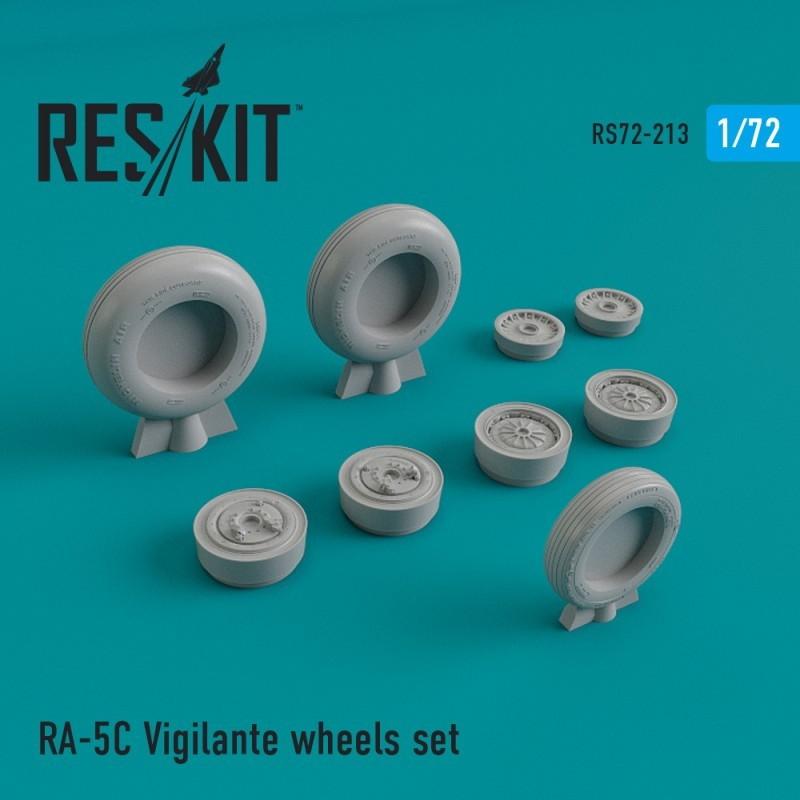 【新製品】RS72-0213 RA-5C ヴィジランティ ホイールセット