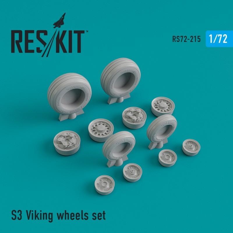 【新製品】RS72-0215 S-3 ヴァイキング ホイールセット