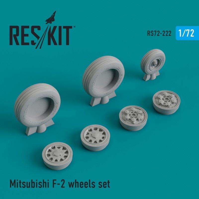 【新製品】RS72-0222 三菱 F-2 ホイールセット