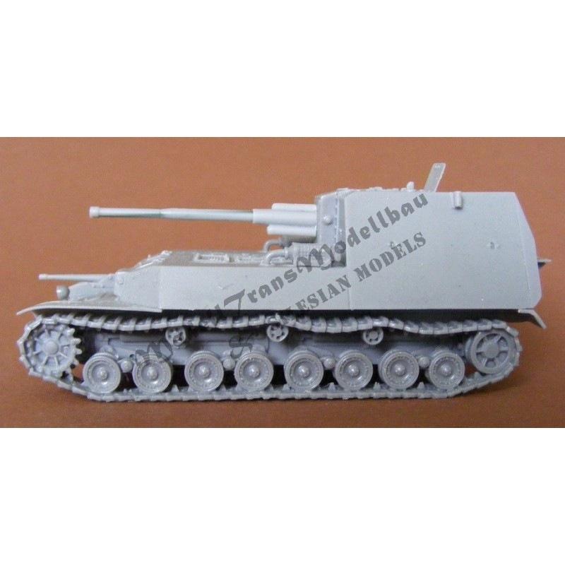 【再入荷】MT72013 試製五式砲戦車 ホリI