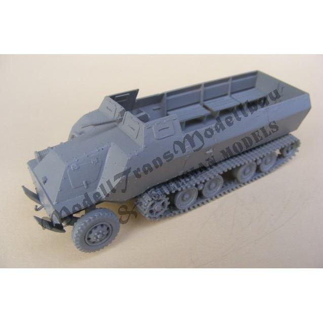 【再入荷】MT72038 一式半装軌装甲兵車 ホハ