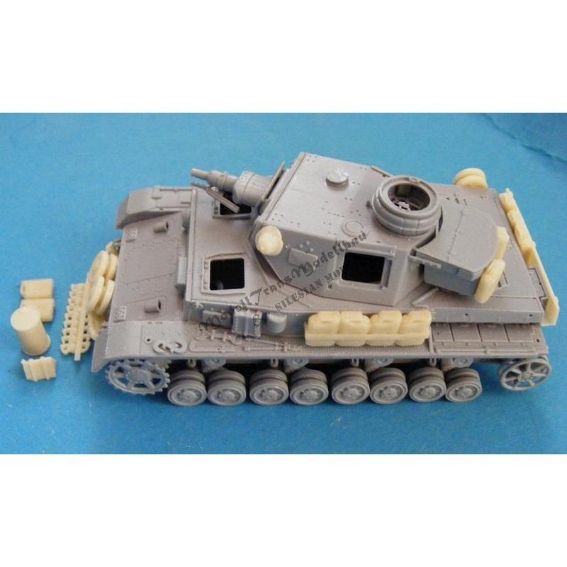 【再入荷】MT72046 IV号戦車 積荷セット