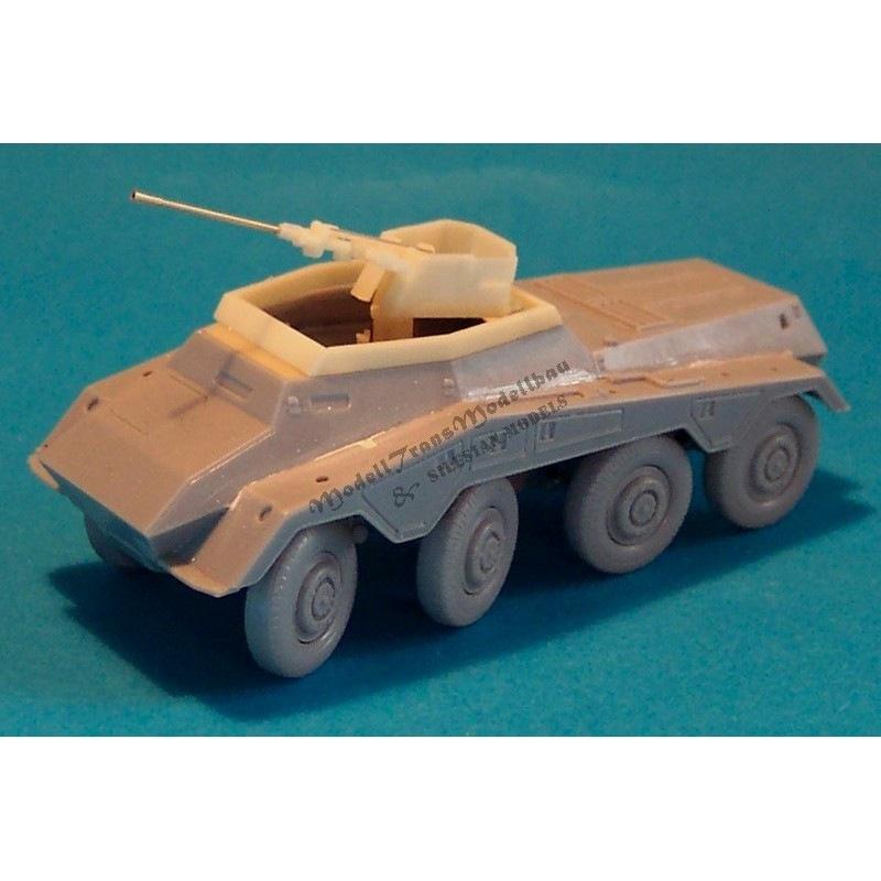 【再入荷】MT72073 Sd.Kfz.251/234 2cm対空砲コンバージョンセット
