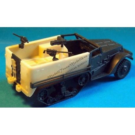 【再入荷】MT72082 アメリカ M5A1 ハーフトラック コンバージョンセット