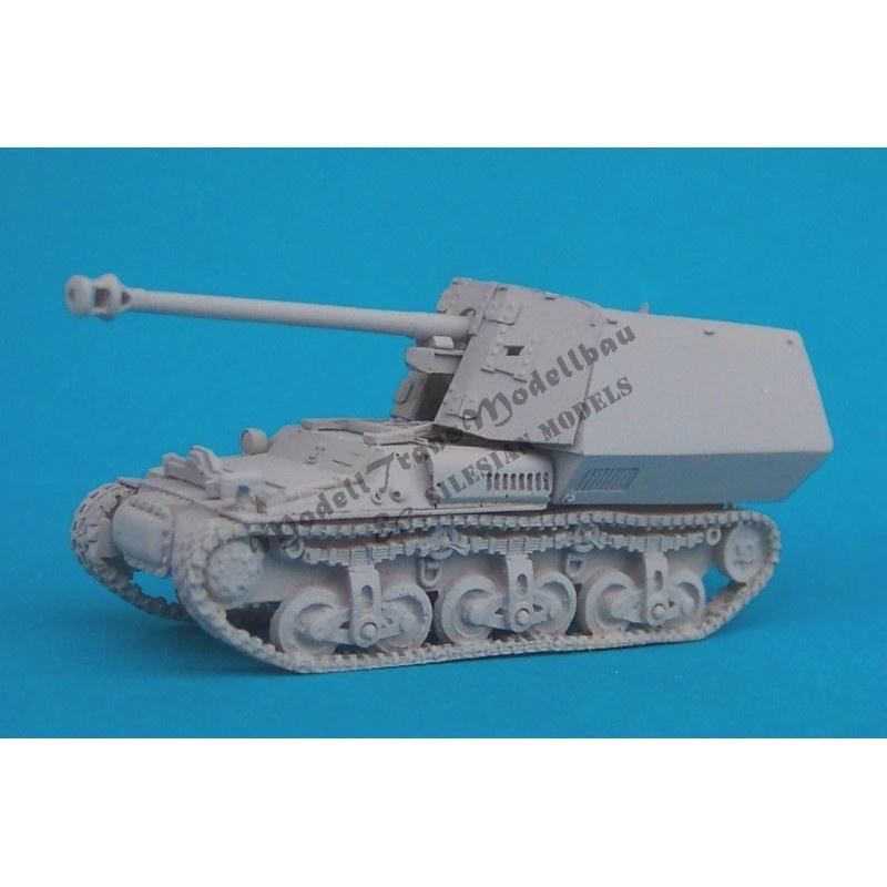 【再入荷】MT72093 ドイツ Sd.Kfz.135 マーダーI 7.5cm Pak40対戦車自走砲