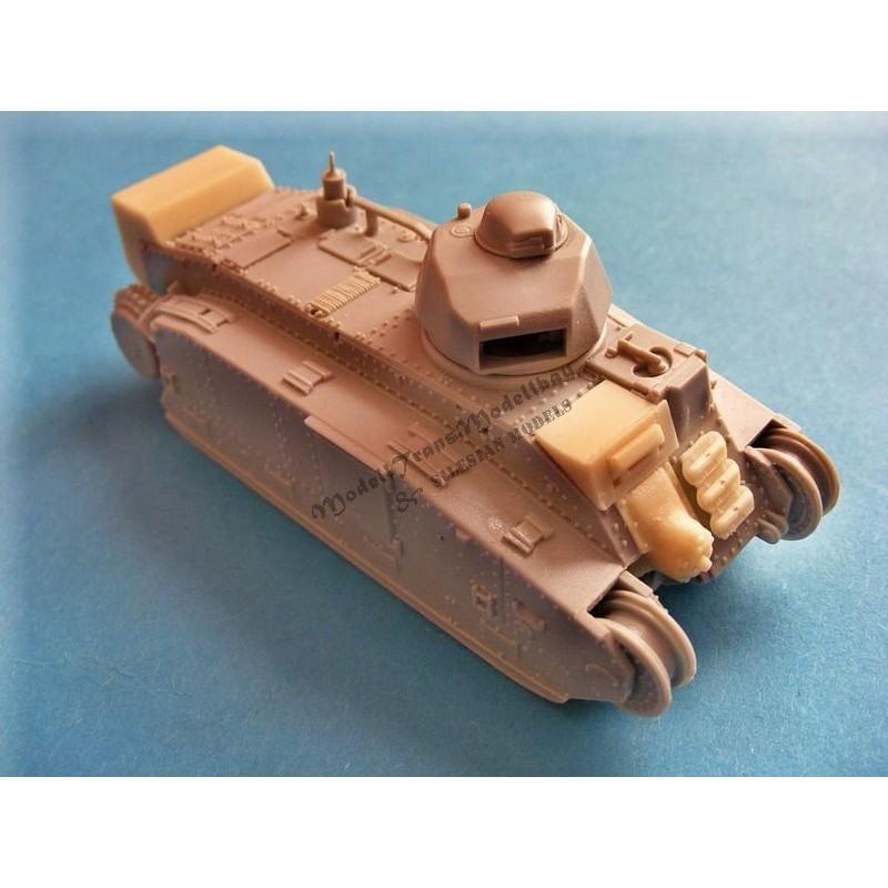 【再入荷】MT72099 ドイツ 火炎放射戦車 B2(f) コンバージョンセット