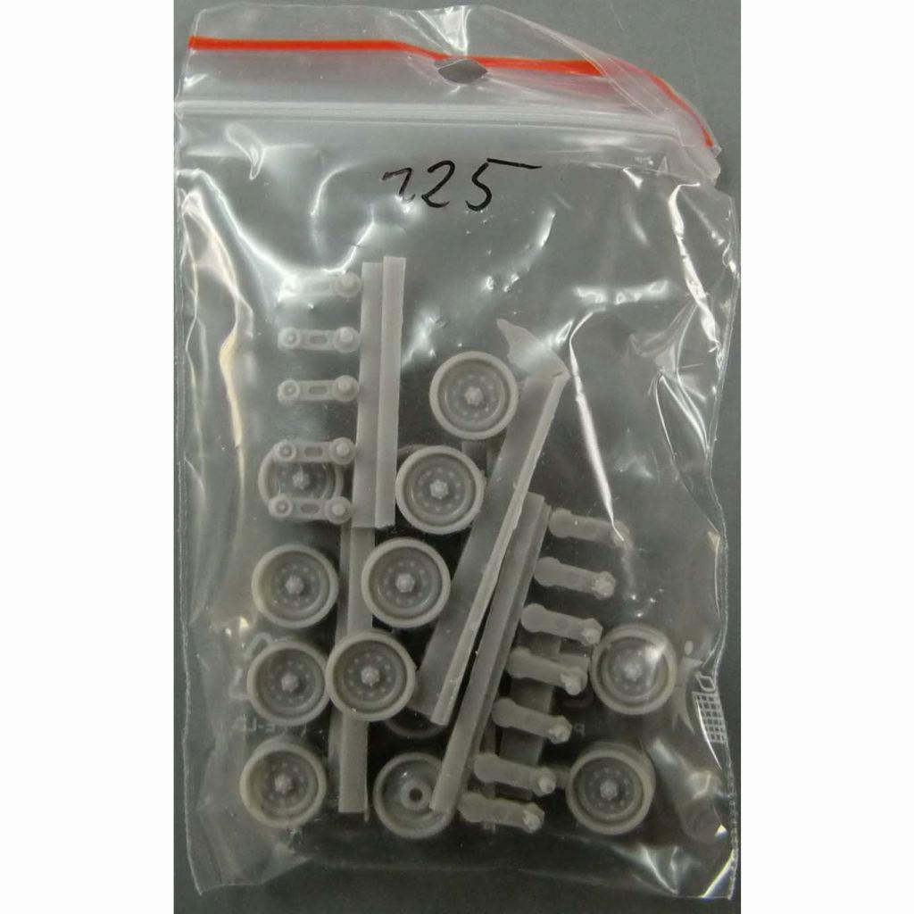 【新製品】MT72125 M48 パットン 転輪
