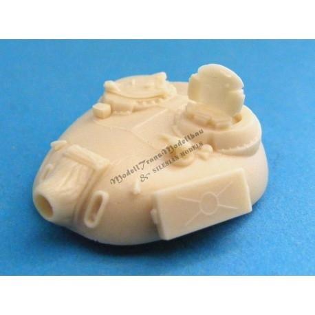 【新製品】MT72131 T-55A 放射能防御砲塔