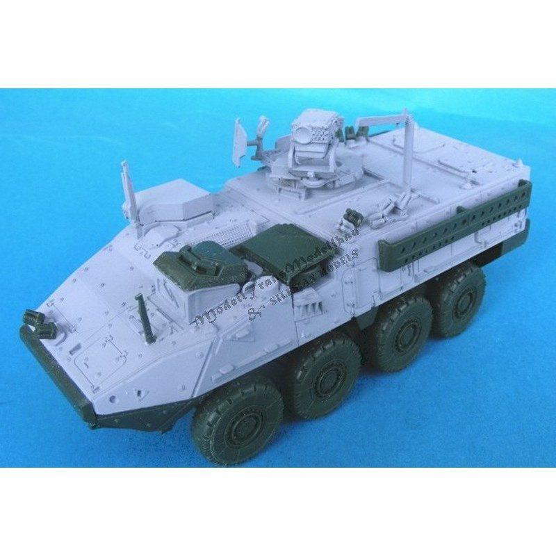 【新製品】MT72150 M1127 ストライカー RV 装輪式偵察戦闘車/M1131 ストライカー FSV 砲兵前線観測車 コンバージョンセット