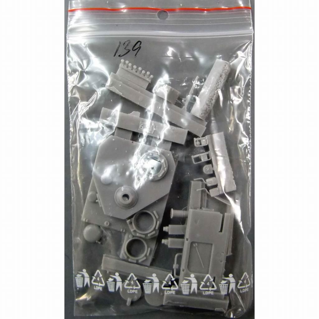 【新製品】MT72156 T-54/55 NVA コンバージョンセット