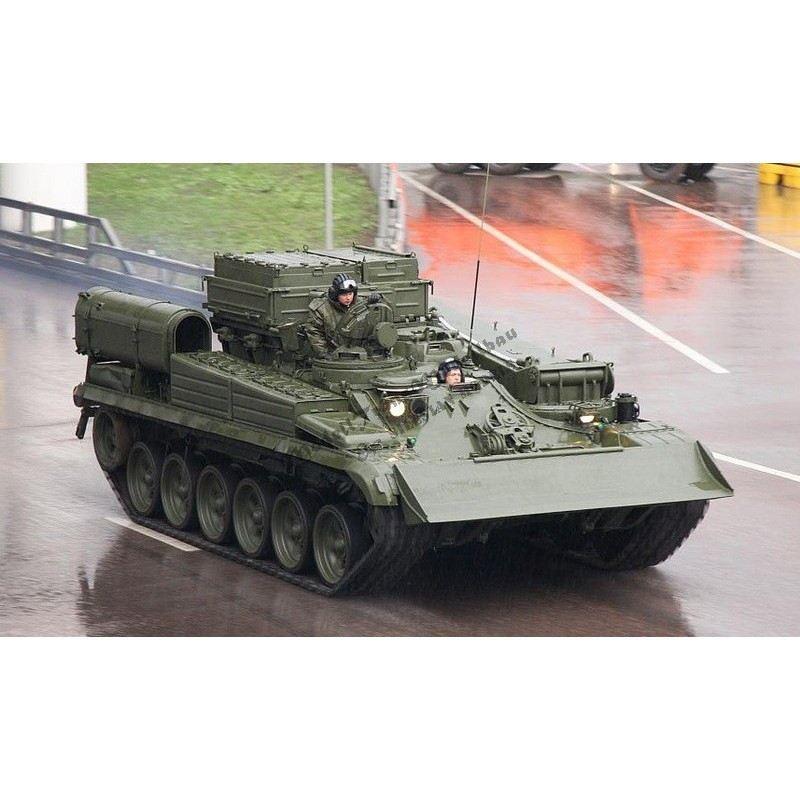 【新製品】MT72161 BREM-1 装甲回収車 コンバージョンセット