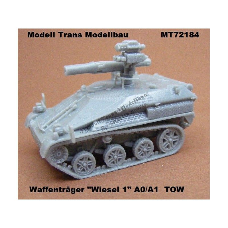 【再入荷】MT72184 ドイツ ヴィーゼル1A0(A1) 空挺戦車