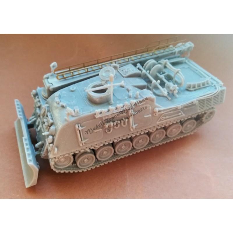 【新製品】MT72192 レオパルト1 戦闘工兵車
